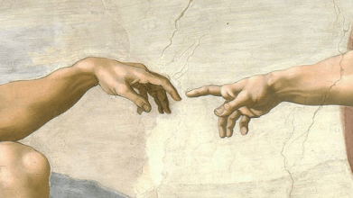 Michelangelo-creation-of-adam-index